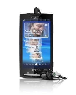 続々と発表されるスマートフォン(写真はXperia)