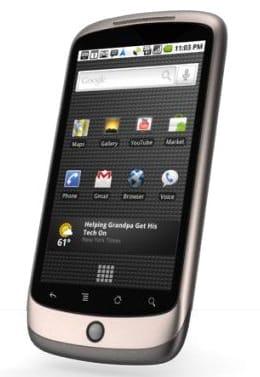 NexusOneは「スーパーフォン」!