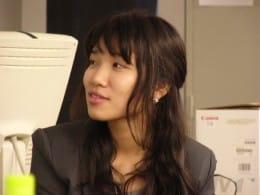 女子部副部長のあんざいゆきさん。アプリ開発者としてだけでなく、女子部発足のキッカケも作った。