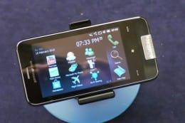こちらはWindowsPhoneをベースにしている。最新版6.5.3を採用する