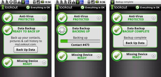 セキュリティ(AntiVirus) & ウイルス対策 無料:バックアップ