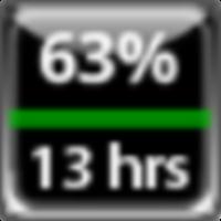 PowerTime Widget: 本アプリのアイコン拡大画像