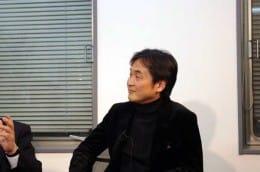 夏野剛氏(慶應義塾大学)