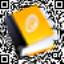 ContactQR: アドレス帳からQRコードを作成