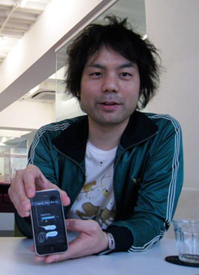 瀬尾浩二郎氏