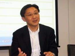 SIMロックへ問いに答えるHTC Nippon株式会社・田中氏
