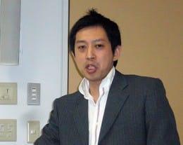 マイクロソフト株式会社・越川氏