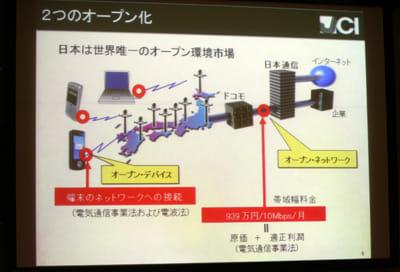 日本通信の携帯オープン化の仕組み