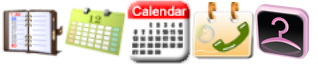 忙しい毎日の生活をカレンダーアプリで管理!!