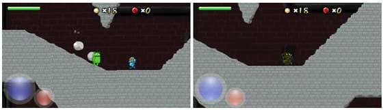 ワンダのレプリカ島:煙があがった後にダメージを受けるとゲームオーバー