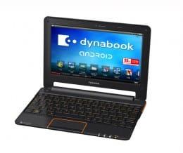 dynabook AZ発表!