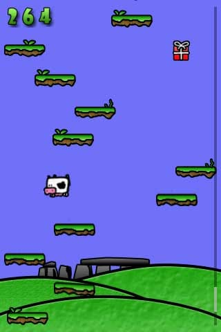 Abduction!:ゲームスタート