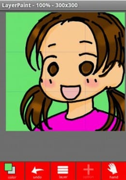 LayerPaint / レイヤーペイント:レイヤーを使って楽しくお絵描きしよう!