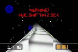 Speedx 3D: 筒の表面のコース