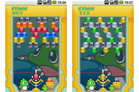 パズルボブル:パズルモード紹介(ステージ67、112)