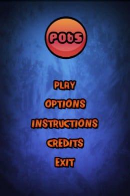 Pobs:起動画面
