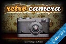 Retro Camera:レトロな写真を撮影しよう
