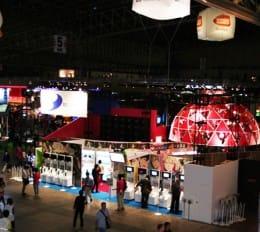 「東京ゲームショウ2010」開催!会場の様子