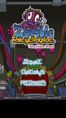 Zombie Recycling Inc.:Rotten Red