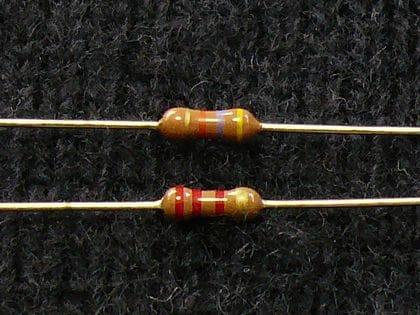 図3. Electronica 電気抵抗素子