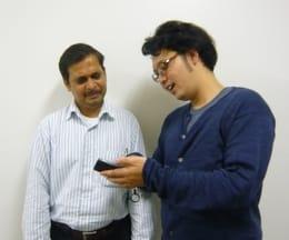 指さし会話アメリカ touch&talk:コミュニケーションの勉強中