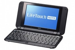 LifeTouch Note