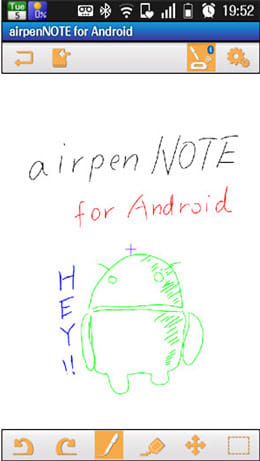 airpenNOTE for Android