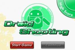 ドロイドシューティング -DroidShooting-