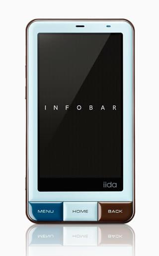 INFOBAR A01