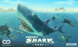 Hungry Shark 無料!