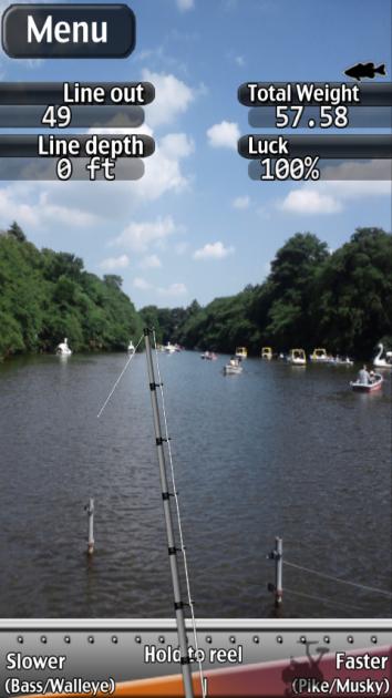 i Fishing:好きな場所で魚釣り