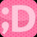 デコマーケット(かわいいデコメ素材アプリ)