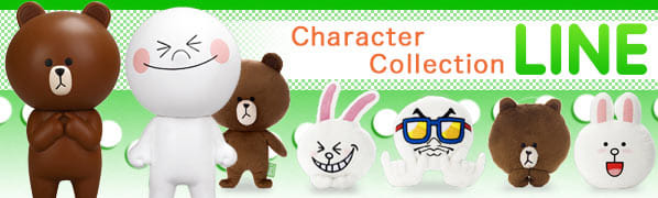 LINE Character collection