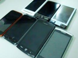 少しでも長くAndroidスマートフォンのバッテリーを使いましょう