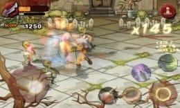 Third Blade:コンボを決め、敵をまとめて倒せ!