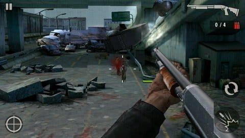 契約キラー:ZOMBIES:ピンチの時は銃を撃ちまくれ!