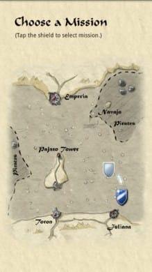 Sea Empire:キャンペーンモードではミッションに挑戦