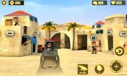 Gun Strike Beta:2つの操作方法で敵を狙い撃て!