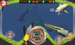 Spearfishing Lite:海には危険もいっぱい!サメやエイは要注意!