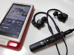 INFOBAR A01で音楽をスマートに聴こう!