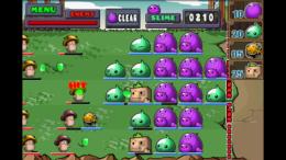 スライム対キノコ(Slime vs. Mushroom)