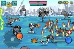Cartoon Wars: Gunner+:無双状態がたまらない!