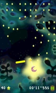A Moon For The Sky:スマホならではのタッチ操作がとっても快適♪