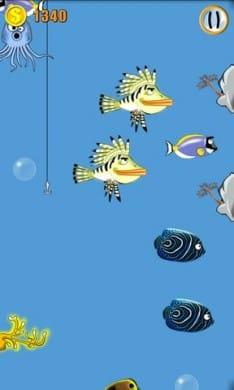 Panda Fishing:深海にいくほど珍魚に出会うぞ。