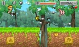 穴居人:原始人ならではの圧倒的な攻撃力で恐竜を粉砕だ