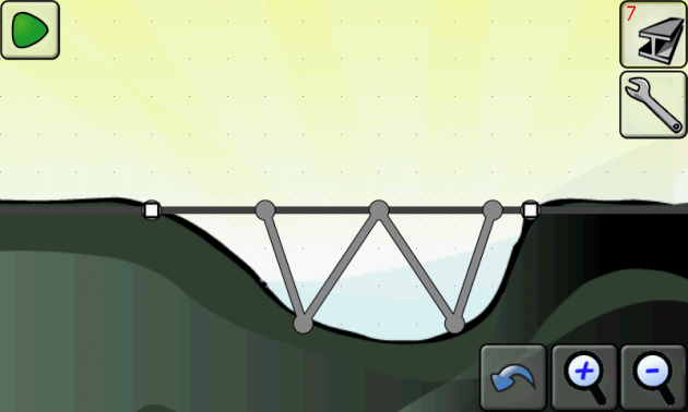 X Construction Lite:鉄骨で線路を支えよう