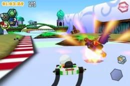 Krazy Kart Racing:コナミ版のマ○オカート!?