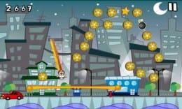 Amazing Jumper GOLD:ネットを使ってひたすら街をジャンプし続けろ