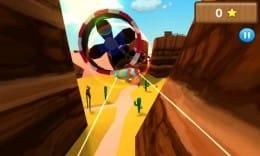 Frisbee(R) Forever:浮遊力の高いフリスビーを軽快に操ろう♪