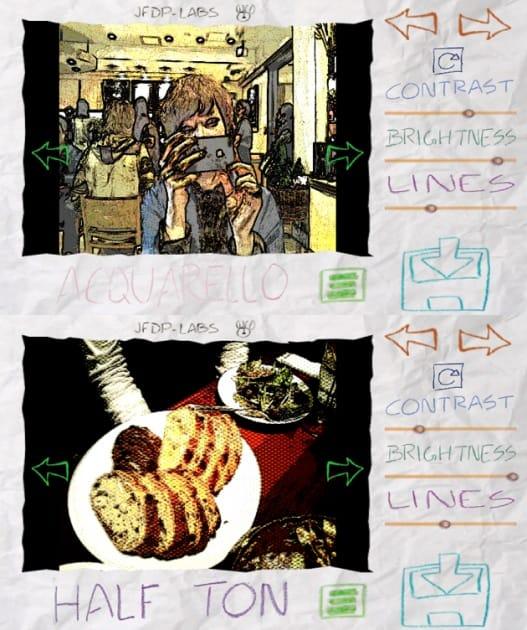 Paper Camera – アニメ – 漫画 映画:絵を描くのが好きな私ですが、「もうデッサンしなくてもいいんじゃん!」と驚いたほど使いやすいアプリ